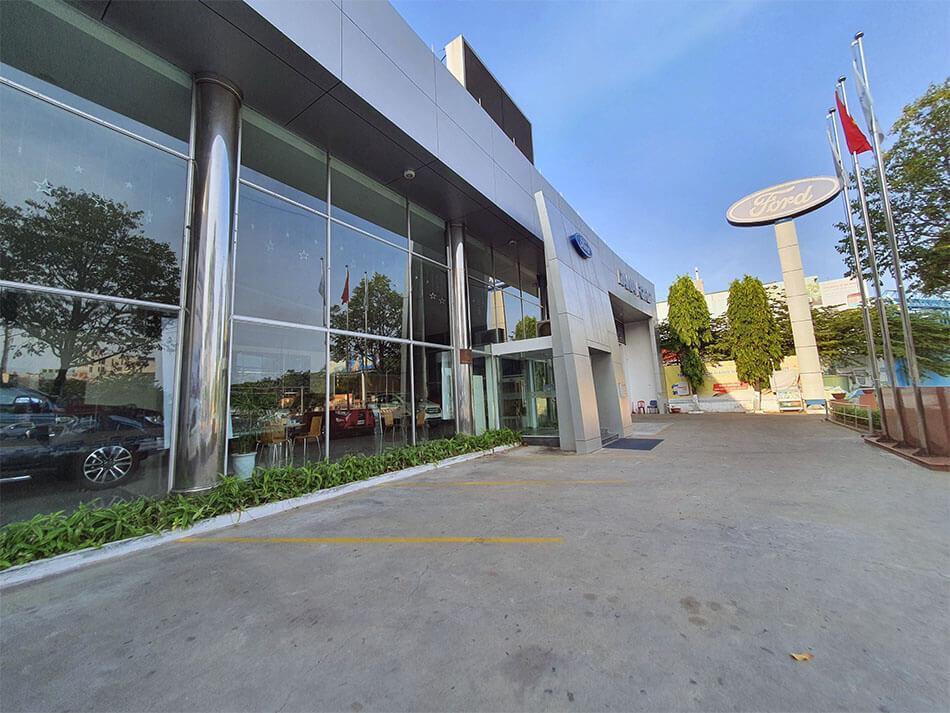 Đại lý Ford Đà Nẵng là đại lý tốt nhất khi khách hàng cần mua xe bán tải tại Đà Nẵng