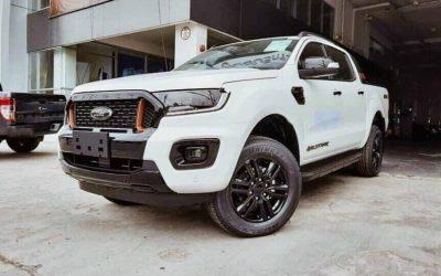 Tháng 4, Ford Ranger và Everest tiếp tục đứng đầu phân khúc