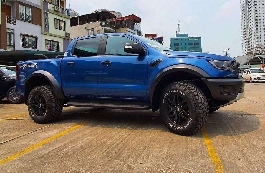 Lý giải 4 lý do để Ford Ranger là lựa chọn tốt nhất cho bạn