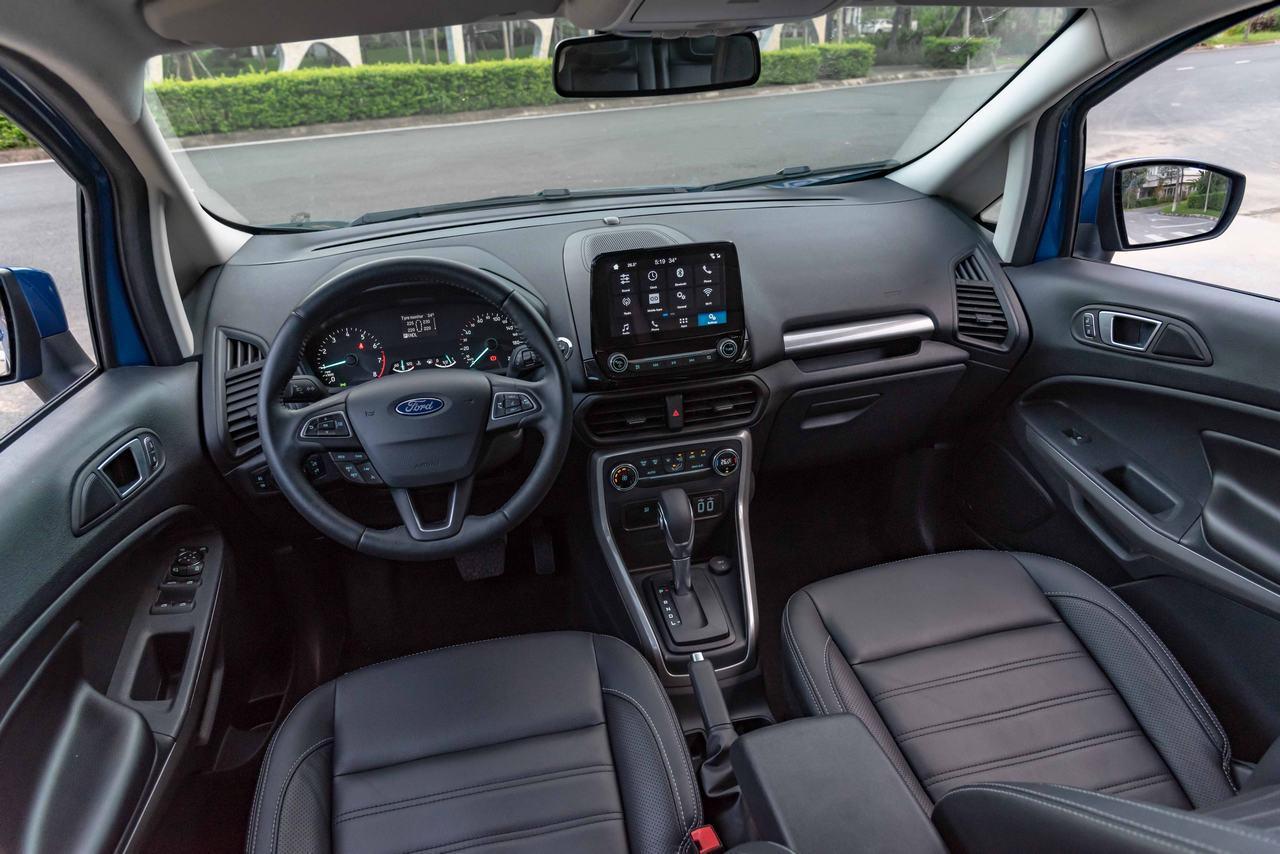 Giá lăn bánh xe Ford Ecosport - Báo giá tất cả phiên bản Titanium và Trend