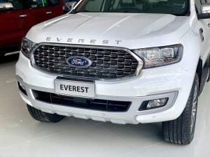 Giá lăn bánh xe Ford Everest 2021 tại Đà Nẵng và các tỉnh lân cận