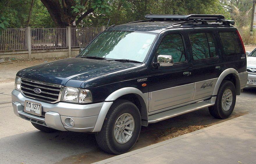 Hình ảnh Ford Everest 2005