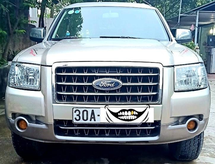 Hình ảnh Ford Everest 2007
