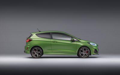 Ford Fiesta Facelift mới lộ diện - Chính thức ra mắt, bán ra từ đầu 2022