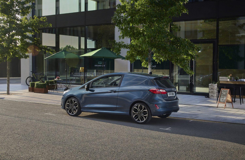 Ford Fiesta 2022 với nhiều thiết kế mới