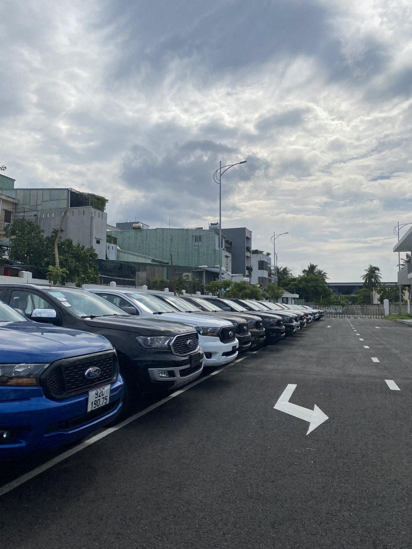 Hình ảnh các dòng xe được phân phối tại Ford Đà Nẵng
